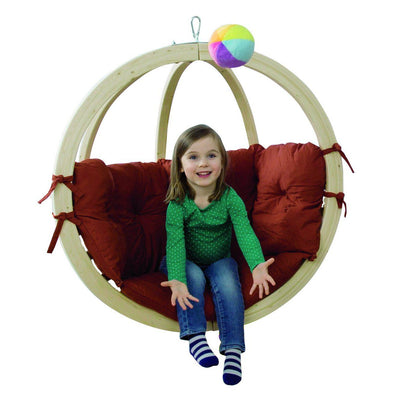 Globo Kid's Chair and Stand, from Byer of Maine