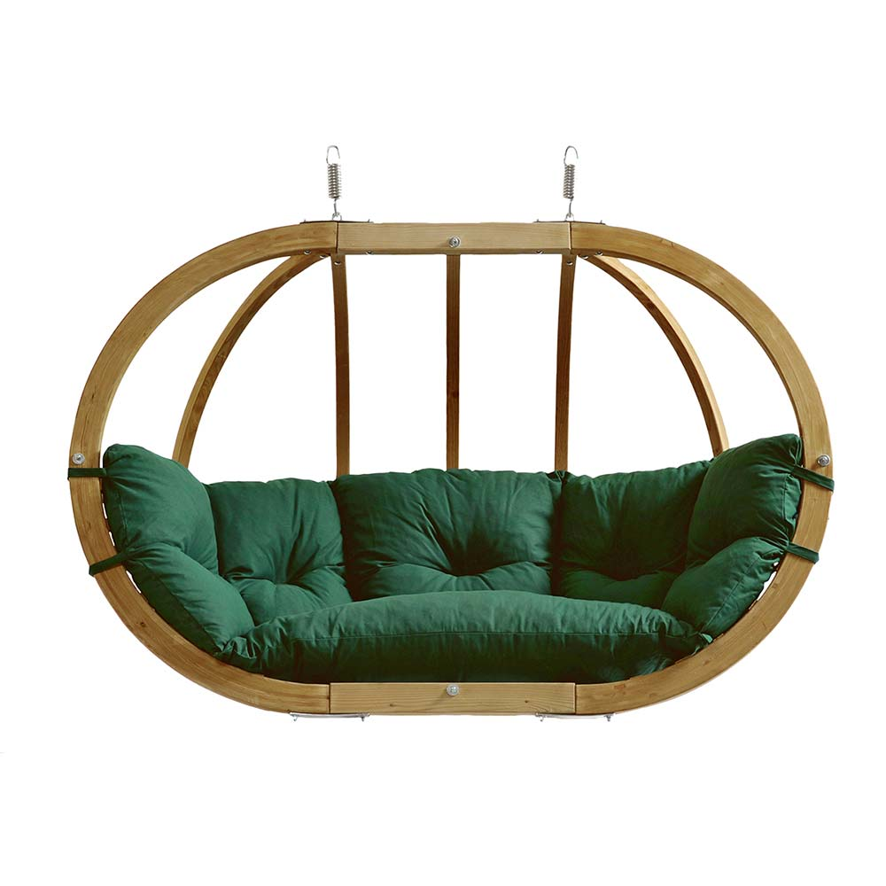 Globo Royal Chair - Green Agora