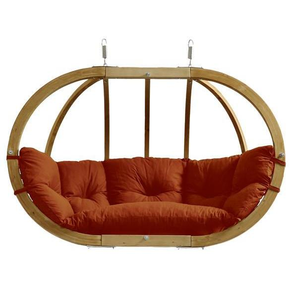 Globo Royal Chair in Terracotta