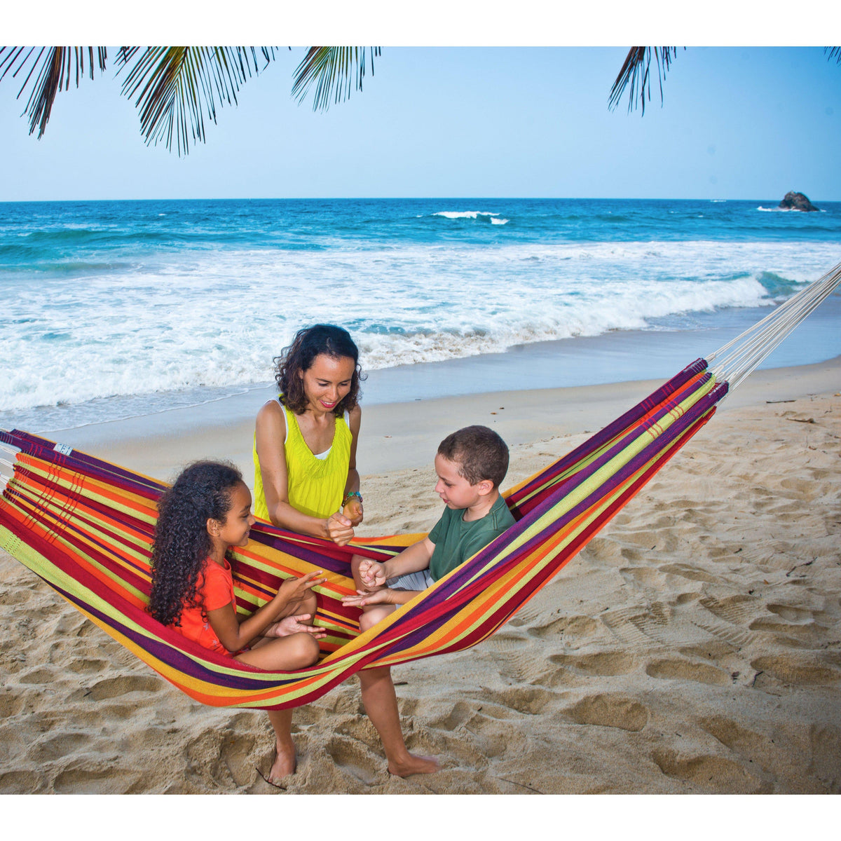 Lambada Hammock in Tropical
