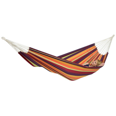 Lambada Hammock and Ceara Hammock Stand, Tropical, from Byer of Maine