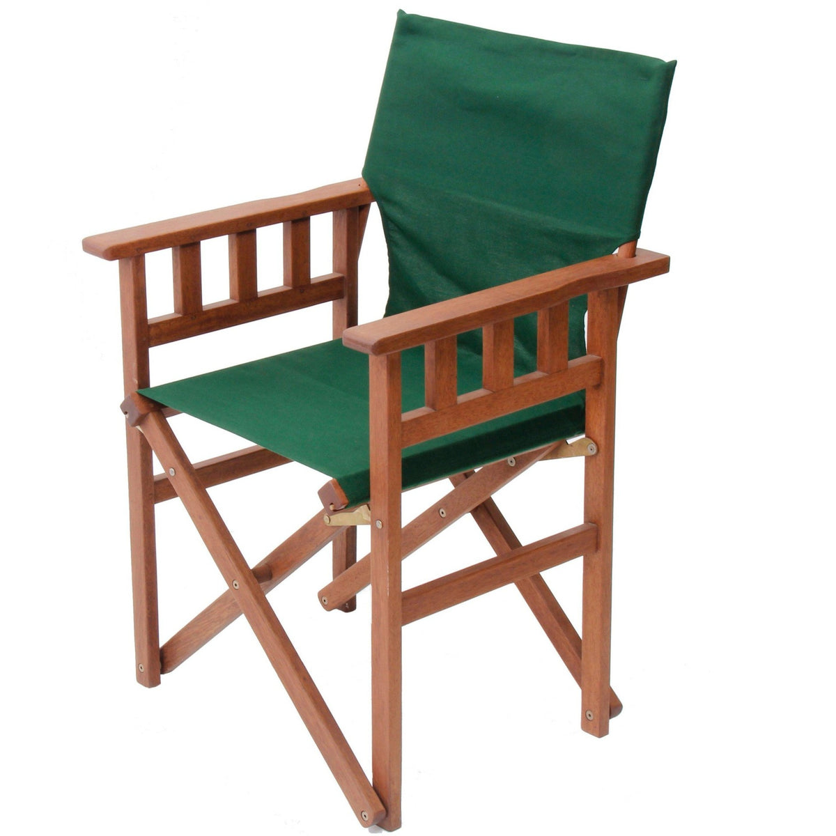 Pangean Campaign Chair, Forest Green, from Byer of Maine