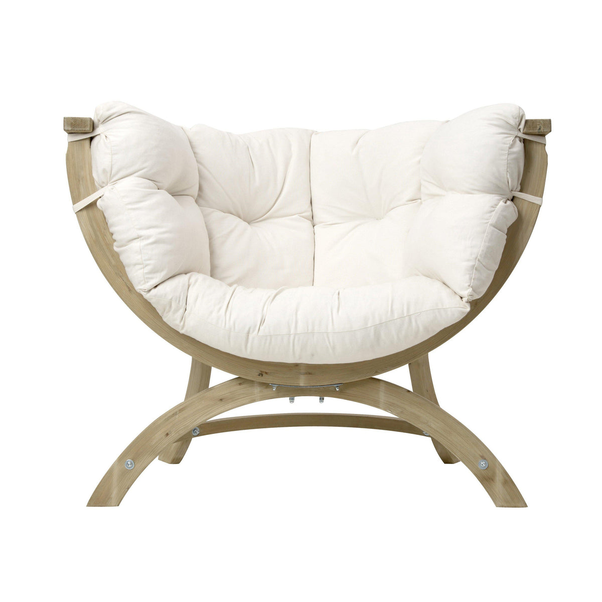 Siena UNO Chair, Natural, from Byer of Maine