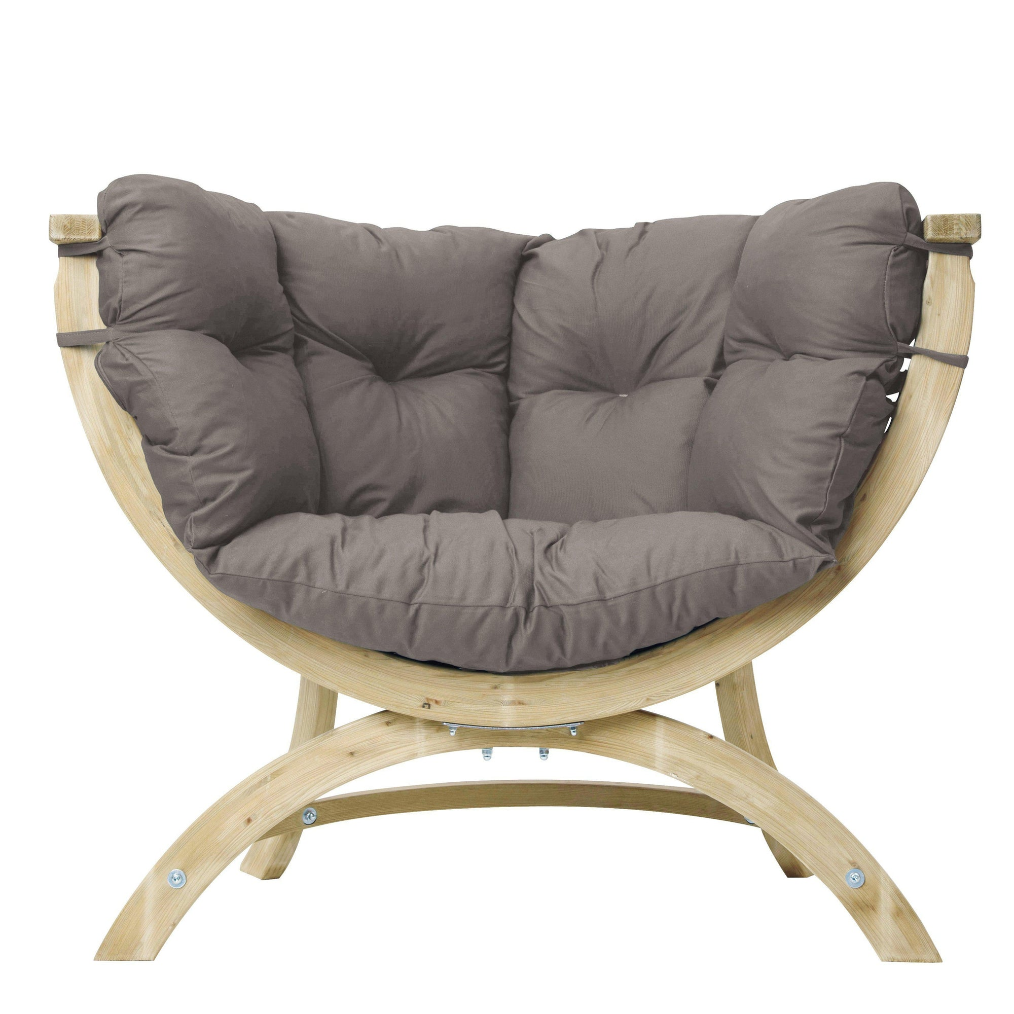 Siena UNO Chair, Taupe, from Byer of Maine