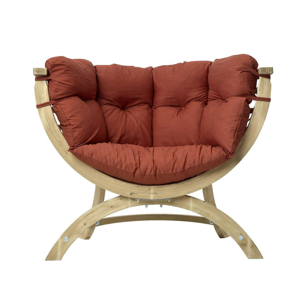 Siena UNO Chair, Terracotta, from Byer of Maine