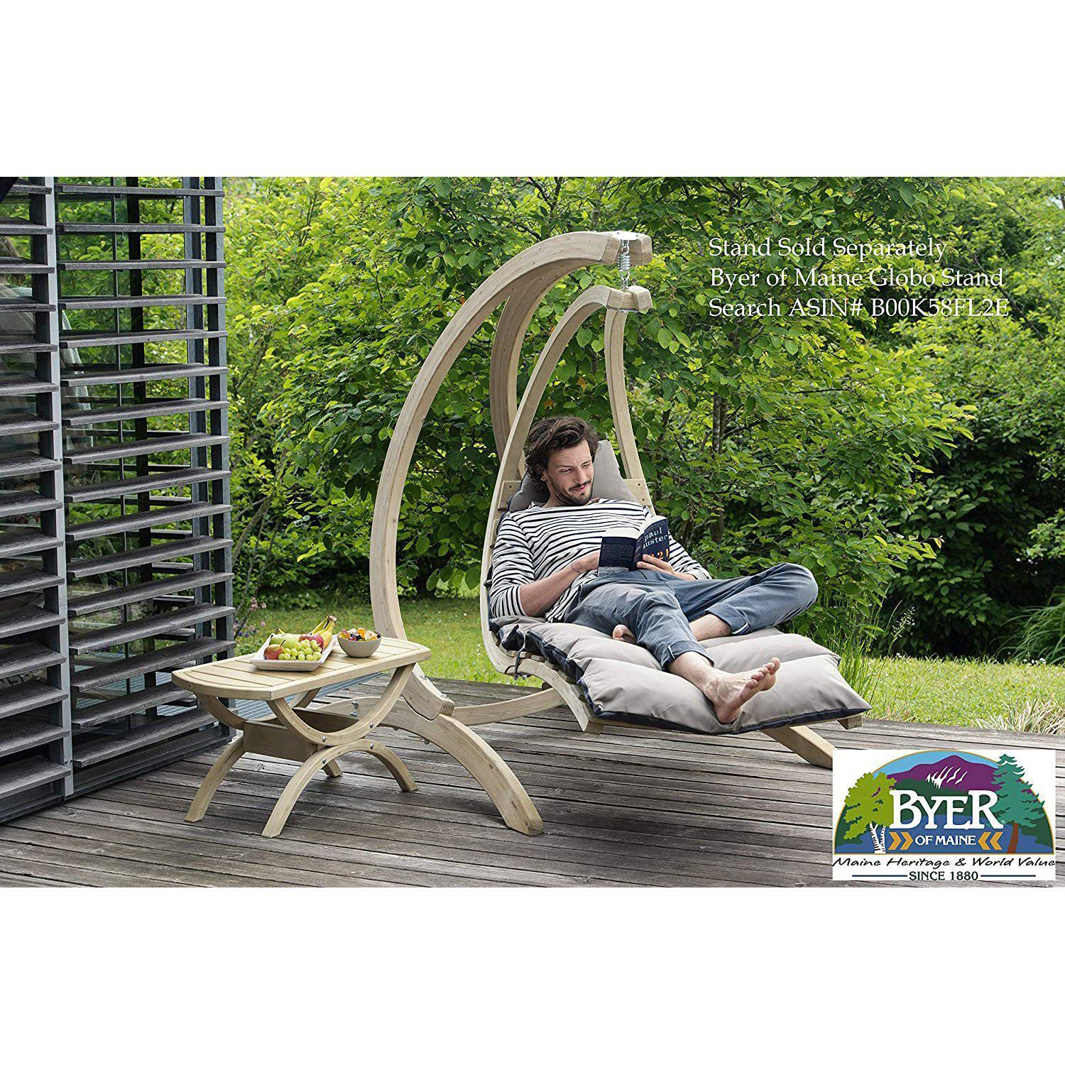 Swing Lounger, Natural, from Byer of Maine