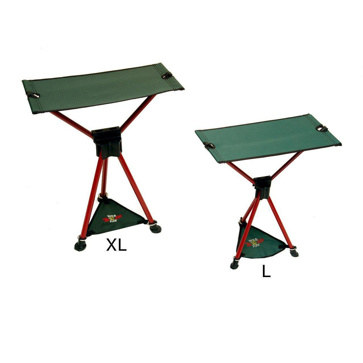 TriLite Stool Sizes