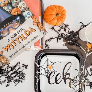 Halloween Book Breakfast
