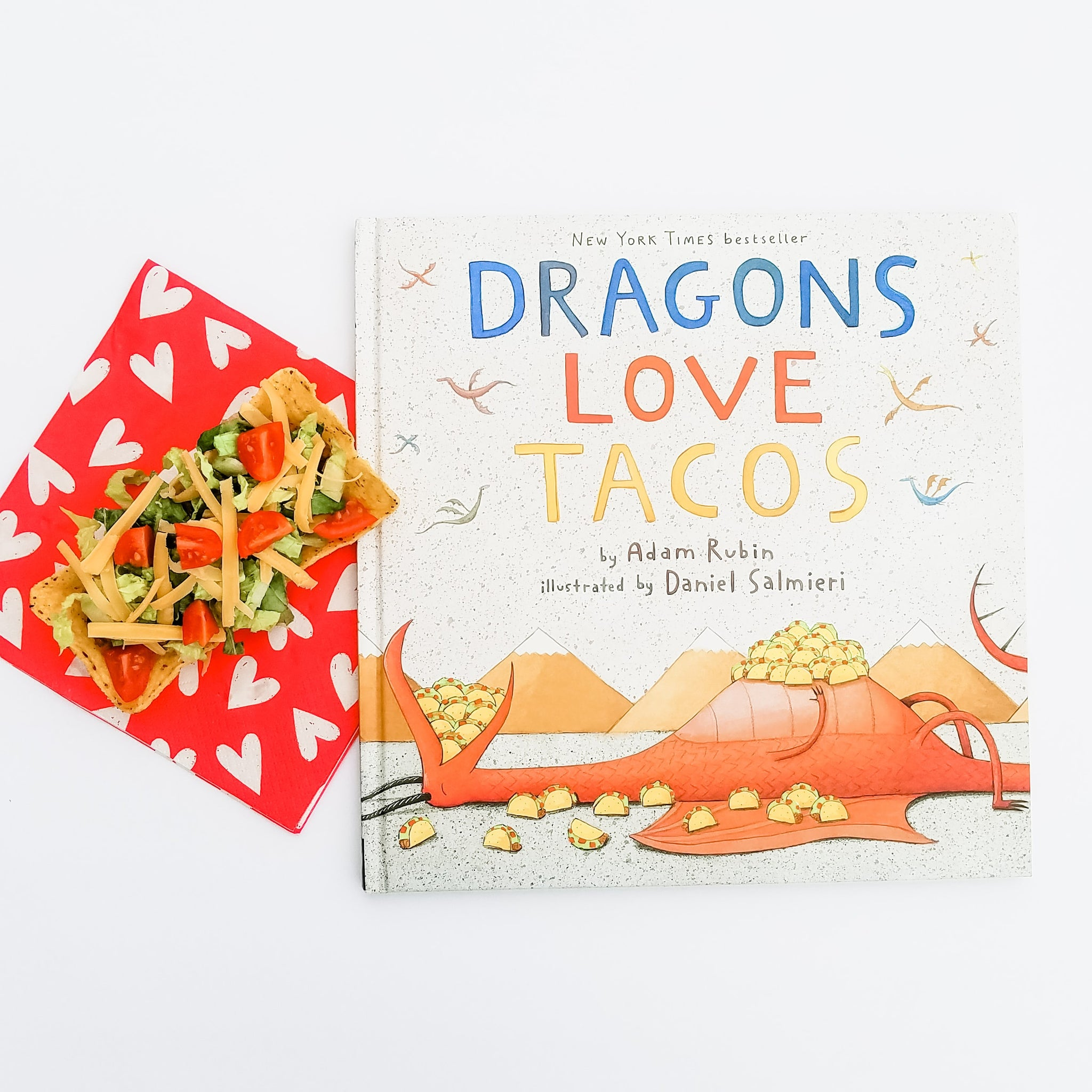 Dragons Love Tacos - and so do kids!