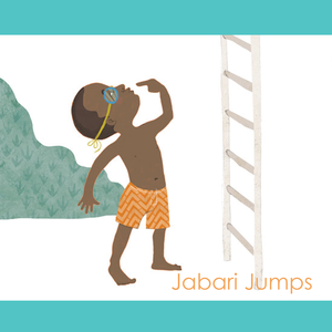 Jabari Jumps Read & Play Box
