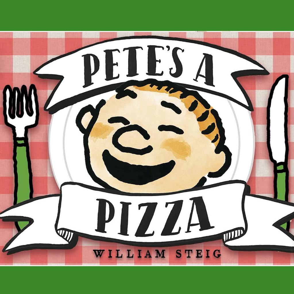 Pete's a Pizza Read & Play Box