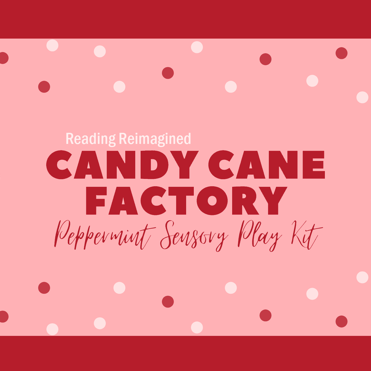 Candy Cane Factory Mini Kit