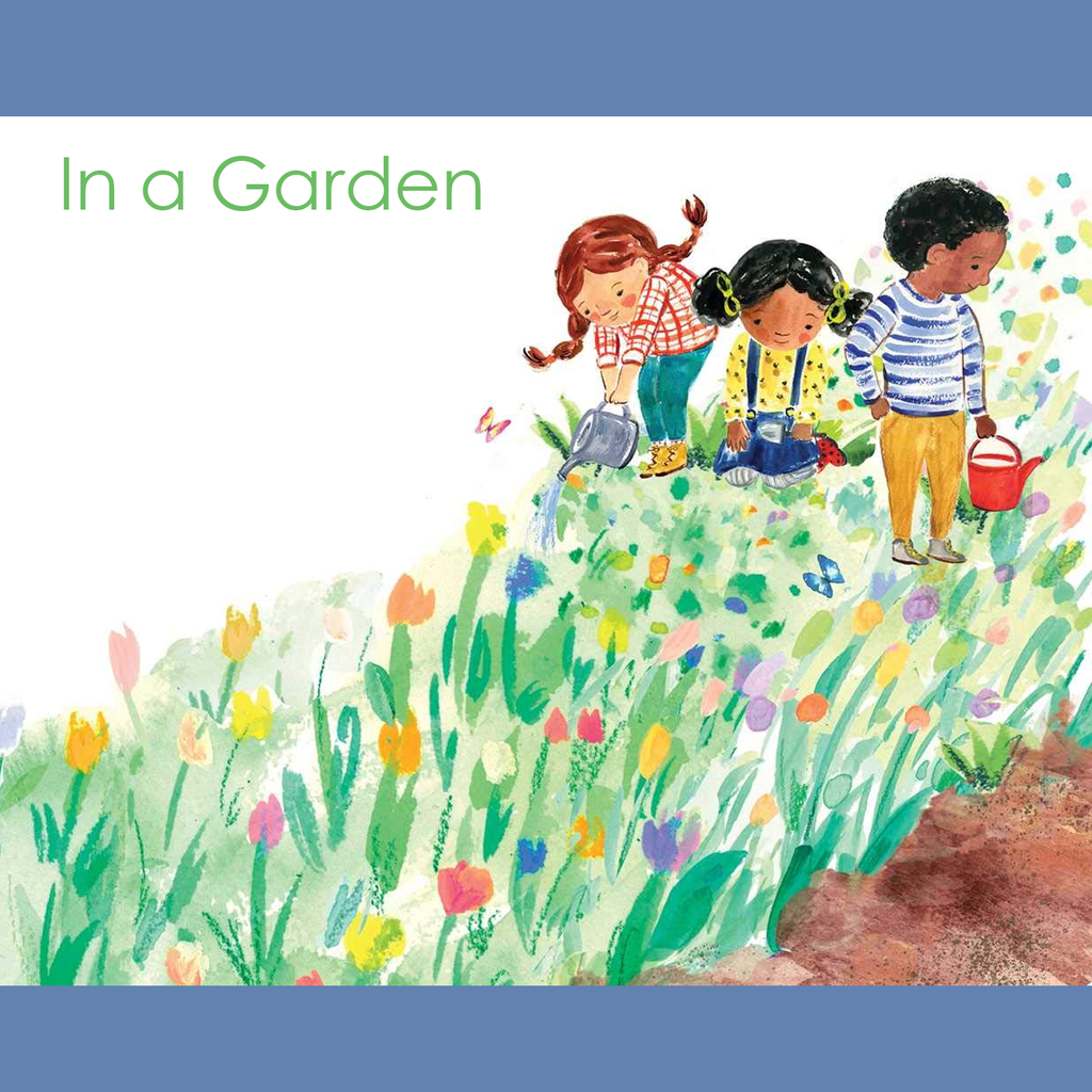 In A Garden Read & Play Box