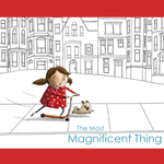 The Most Magnificent Thing Read & Play Box