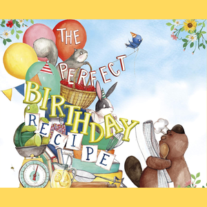 The Perfect Birthday Recipe Read & Play Box