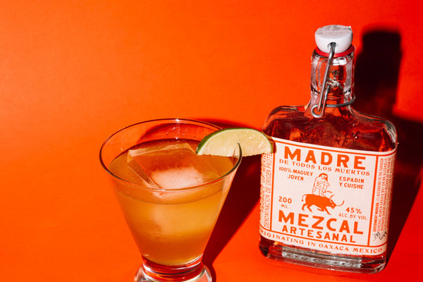 The Mezcal Margarita