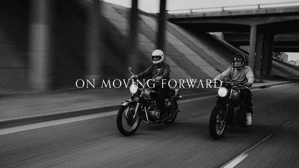 On Moving Forward