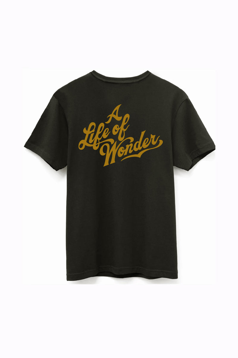 A Life of Wonder Tee - Black