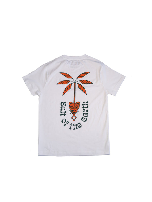 Salt of the Earth Tee - White