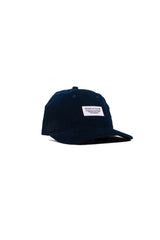 pedro-and-tailor_Corded Velveteen Hat - Navy