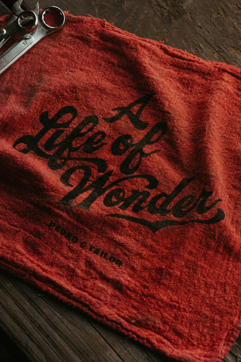 A Life of Wonder  - Shop Towel