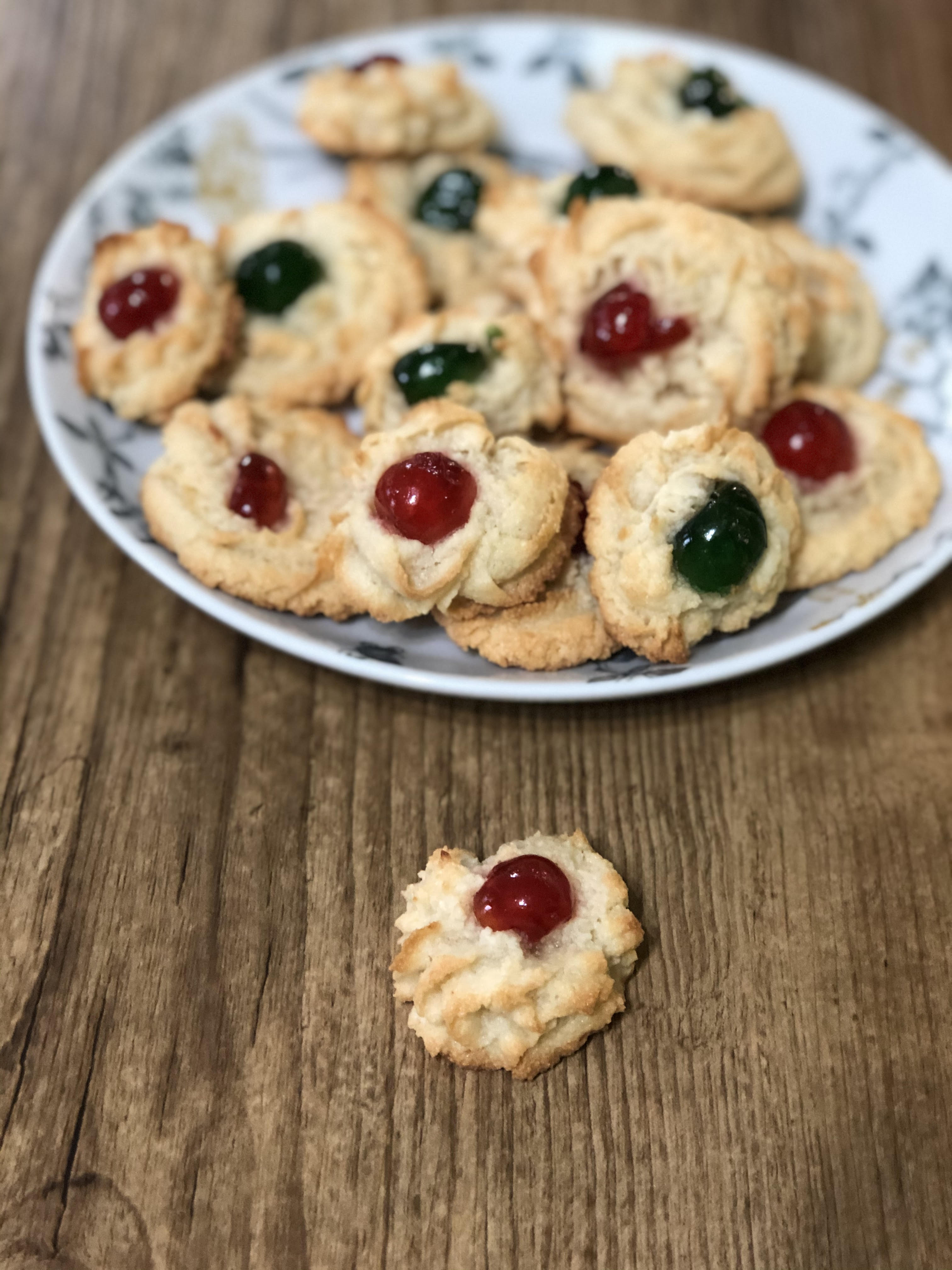 Italian Almonds Biscuits