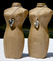 Silver Hearts Collection - Healing