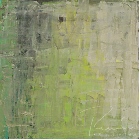 """Grass"" - Painting by Renee Harp"