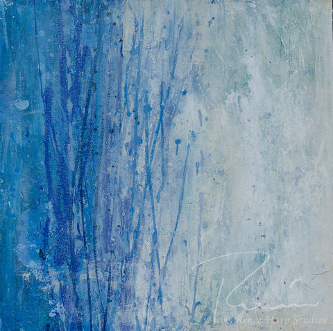 """Freezing Point"" - Painting by Renee Harp"