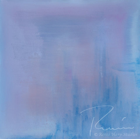 """Twilight"" - Painting by Renee Harp"