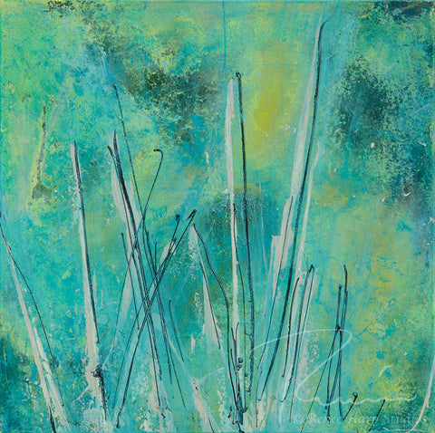 """Nori"" - Painting by Renee Harp"