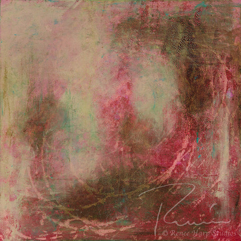 """Encaustic"" - Painting by Renee Harp"