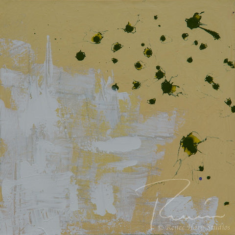 """Spackle"" - Painting by Renee Harp"