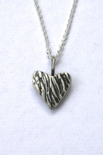 Silver hearts jewelry - The world is your buffet