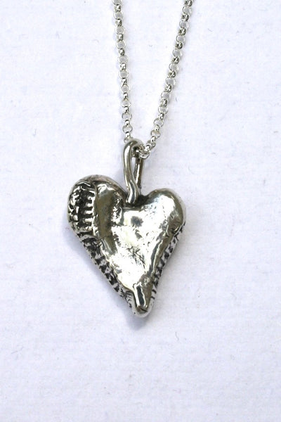 Silver hearts jewelry - Love is forever