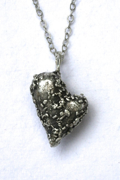 Silver hearts jewelry - Celebrate you