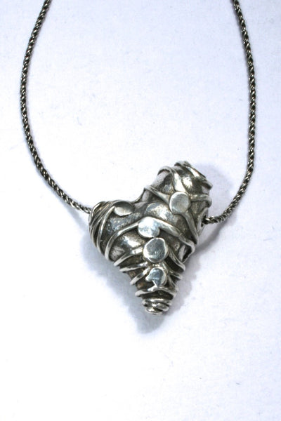 Silver hearts jewelry - Loved Infinitely