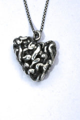 Silver hearts jewelry - Do it your way