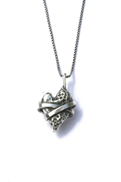 Silver hearts jewelry - Lessons Learned
