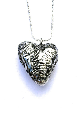 Silver hearts jewelry - So Much More