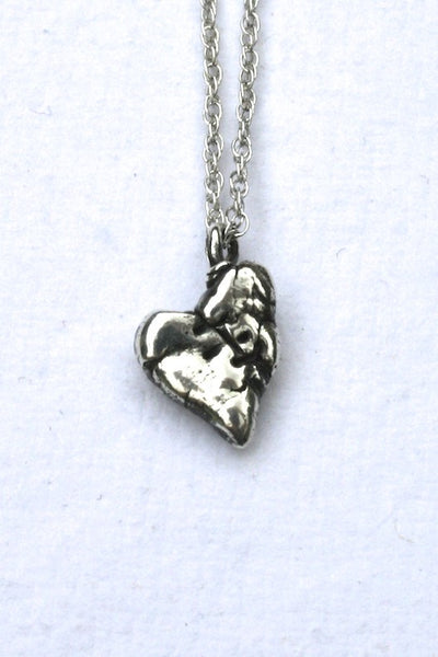 Silver Hearts Jewelry - Citrina