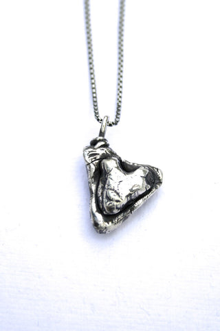 Silver hearts jewelry - In Your Heart