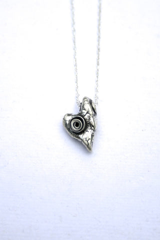 Silver hearts jewelry - Home
