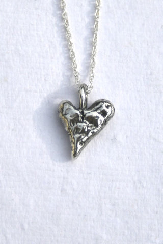Silver Hearts Jewelry - Limona