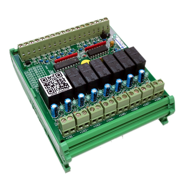 Process Signal Multiplexer 8 to 1