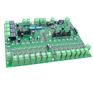 16 Analogue Output & Digital Multi-I/O Module
