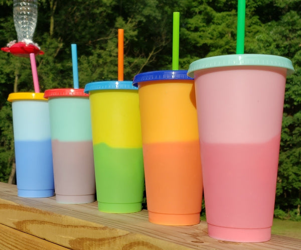 Color Changing Tumblers - 24 oz. LIGHT
