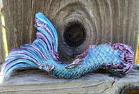Mermaid Tail Mold #3