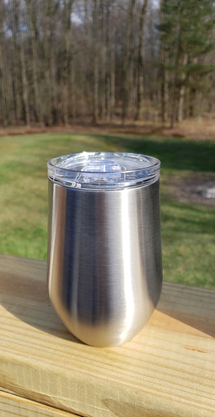 PRE ORDER 15 Ounce Wine Tumbler