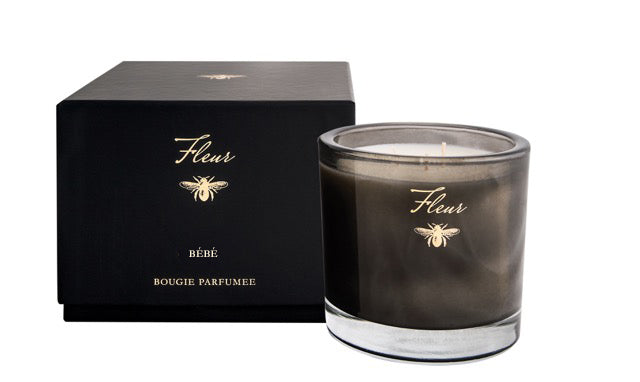 Nuit Three Wick Candle